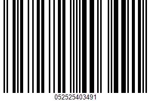Fruit & Veggie Blenders UPC Bar Code UPC: 052525403491