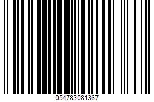 A Unique Fusion Of Cheddar & Gruyere UPC Bar Code UPC: 054783081367