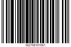 Allison's Candy, Kabob UPC Bar Code UPC: 062768101061