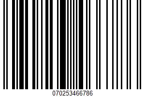 Walnuts Chopped UPC Bar Code UPC: 070253466786