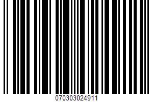 Albacore Tuna In Olive Oil UPC Bar Code UPC: 070303024911