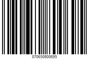 Red Chili Sauce UPC Bar Code UPC: 070650800695