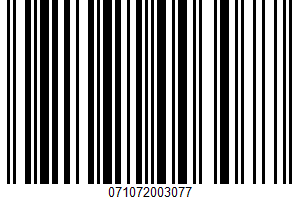Alessi, Biscotti Savoiardi Lady Fingers UPC Bar Code UPC: 071072003077