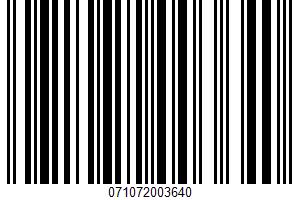 Alessi, Premium All Natural Pignoli Pine Nuts UPC Bar Code UPC: 071072003640