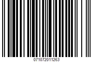 Alessi, Premium Ginger Infused White Balsamic Vinegar UPC Bar Code UPC: 071072011263