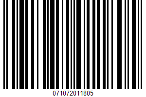 Alessi, Pinot Grigio Wine Vinegar UPC Bar Code UPC: 071072011805