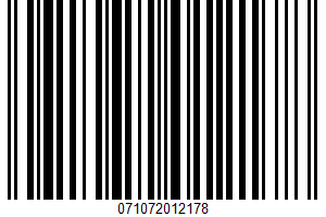 Alessi, Kosher Sea Salt UPC Bar Code UPC: 071072012178