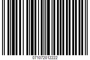 Alessi, Roasted Garlic Puree UPC Bar Code UPC: 071072012222
