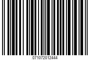 Alessi, Eggplant Appetizer UPC Bar Code UPC: 071072012444