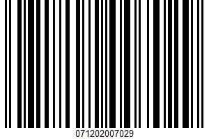 Acai Bowls UPC Bar Code UPC: 071202007029
