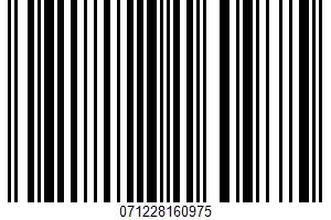 French Style Dressing UPC Bar Code UPC: 071228160975