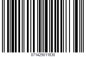 Zatarain's, Big Easy Red Beans & Rice UPC Bar Code UPC: 071429011830