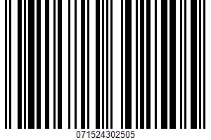 Aged Cheddar Cheese Sauce UPC Bar Code UPC: 071524302505