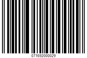 Adobo All Purpose Seasoning UPC Bar Code UPC: 071692000029