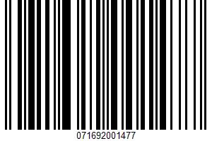 Adobo With Sazon UPC Bar Code UPC: 071692001477