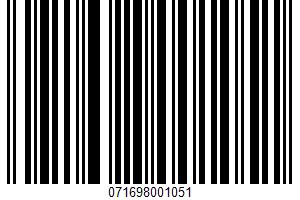 Adirondack Beverages, Soda, Grape UPC Bar Code UPC: 071698001051