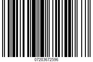Aioli UPC Bar Code UPC: 07203672596