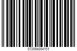 Alberts, Belgian Milk Chocolate Roses UPC Bar Code UPC: 072084004151