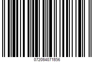 Albert's, Holiday Iced Pops UPC Bar Code UPC: 072084071856