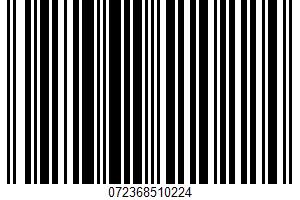 Acini Di Pepe No.70, Enriched Macaroni Product UPC Bar Code UPC: 072368510224