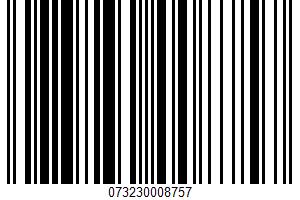 Albacore Tuna In Spring Water UPC Bar Code UPC: 073230008757