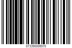 Air Heads, Stripes Mini Bars UPC Bar Code UPC: 073390008970
