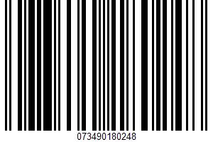 Absolutely, Crepes UPC Bar Code UPC: 073490180248