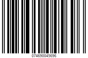 Air Popped Popcorn UPC Bar Code UPC: 074690045696
