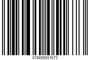 Air Popped Popcorn UPC Bar Code UPC: 074690051673