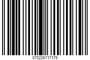 Meatballs & Tomato Sauce UPC Bar Code UPC: 075226717179