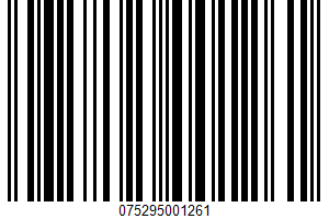 Daybreak Fruit And Yogurt Smoothie UPC Bar Code UPC: 075295001261