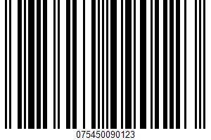 Albacore White UPC Bar Code UPC: 075450090123