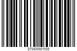 Alaska Keta Salmon Fillets UPC Bar Code UPC: 075450901559