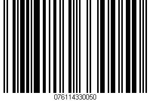 Sazonador De Ajo Y Pimienta UPC Bar Code UPC: 076114330050