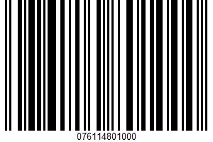 Adobo With Pimento UPC Bar Code UPC: 076114801000