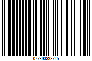 Ahi Tuna Burgers UPC Bar Code UPC: 077890383735