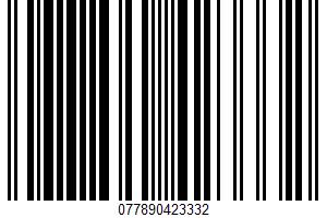 Chunky Applesauce UPC Bar Code UPC: 077890423332