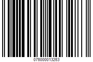 Crush, Soda, Orange UPC Bar Code UPC: 078000013283
