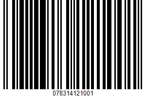 Agave Five Drink Mix UPC Bar Code UPC: 078314121001