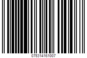 Agave Five Drink Mix UPC Bar Code UPC: 078314161007