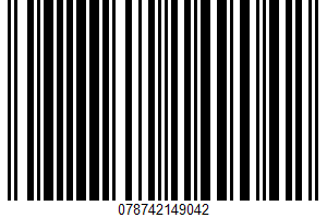 Aged Swiss Cheese UPC Bar Code UPC: 078742149042
