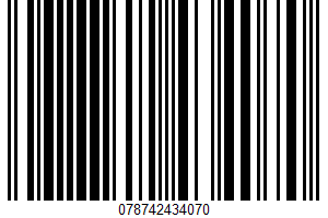 A Water Extract Of Dried Prunes UPC Bar Code UPC: 078742434070