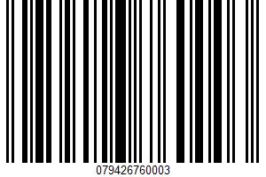 Aged Cheese Sauce UPC Bar Code UPC: 079426760003