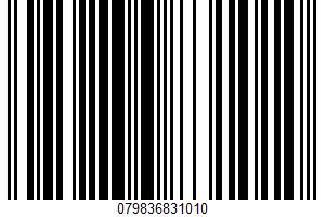 Admiraton, Margarine UPC Bar Code UPC: 079836831010