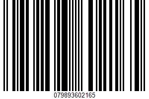 Bison Patties UPC Bar Code UPC: 079893602165