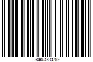Smeraldina, Artesian Water UPC Bar Code UPC: 080054633799