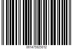 Al Dente, Bona Chia Linguine UPC Bar Code UPC: 081475925012