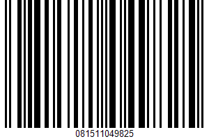 Mediterranean Pita UPC Bar Code UPC: 081511049825