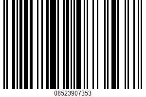 Alaskan Sockeye Salmon Fillet UPC Bar Code UPC: 08523907353
