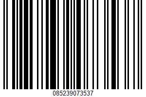 Alaskan Sockeye Salmon Fillet Wild Caught UPC Bar Code UPC: 085239073537